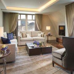 Breidenbacher Hof, a Capella Hotel 5* Представительский люкс с различными типами кроватей фото 4