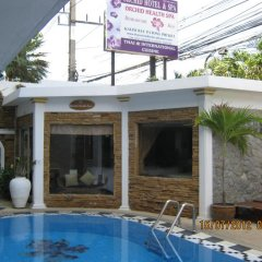Orchid Hotel and Spa бассейн фото 3