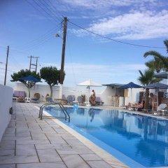 Alkyon Hotel бассейн фото 2