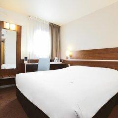 Comfort Hotel Paris Porte D'Ivry 3* Стандартный номер с различными типами кроватей фото 2