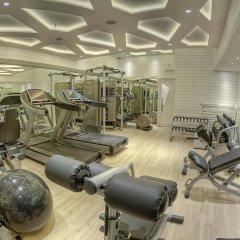 Отель Moskva фитнесс-зал