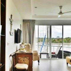 Отель Krabi Boat Lagoon Resort 3* Стандартный номер с различными типами кроватей фото 4