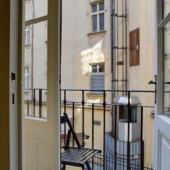 Отель Luxurious Loft Old Town Prague балкон