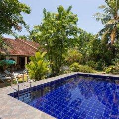Отель Bliss Villa Шри-Ланка, Берувела - отзывы, цены и фото номеров - забронировать отель Bliss Villa онлайн бассейн фото 2