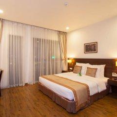 Authentic Hanoi Boutique Hotel 4* Номер Делюкс с двуспальной кроватью фото 7
