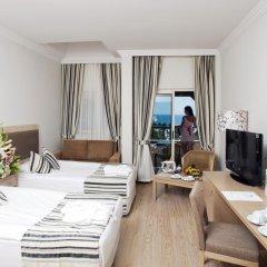 Crystal Tat Beach Golf Resort & Spa 5* Стандартный номер с различными типами кроватей фото 5