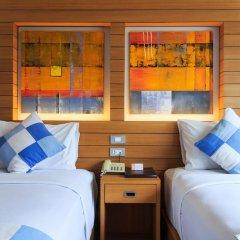 Chaweng Budget Hotel 3* Стандартный номер с различными типами кроватей фото 7
