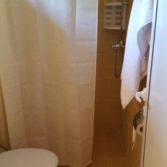 Отель Rusalka Guesthouse Болгария, Балчик - отзывы, цены и фото номеров - забронировать отель Rusalka Guesthouse онлайн ванная фото 2
