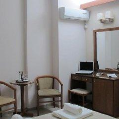Solomou Hotel 3* Стандартный номер с разными типами кроватей фото 7