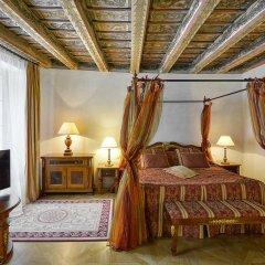 Hotel Residence Bijou de Prague 4* Улучшенный люкс с различными типами кроватей фото 2