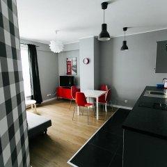 Отель Renttner Apartamenty Студия с различными типами кроватей фото 25