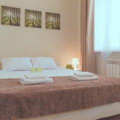 Мини-Отель Агиос на Курской 3* Стандартный номер с двуспальной кроватью фото 9