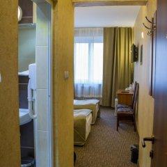 Slavyanska Beseda Hotel 3* Стандартный номер с двуспальной кроватью фото 7