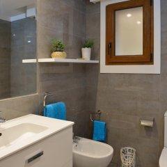 Отель Exclusivo Chalet en Isla de la Toja ванная