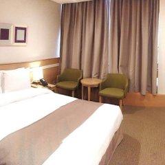 Tmark Hotel Myeongdong 3* Номер Делюкс с различными типами кроватей фото 11