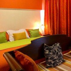 Hotel Casa La Cumbre Сан-Педро-Сула комната для гостей фото 2