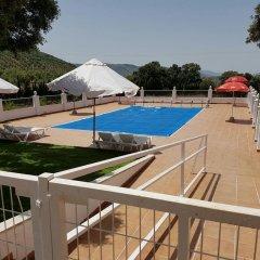 Отель Casa Rural Cabeza Alta Алькаудете бассейн фото 2