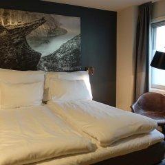 Trolltunga Hotel 2* Стандартный семейный номер с двуспальной кроватью фото 4