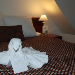 A1 hotel 3* Улучшенный номер с разными типами кроватей фото 6