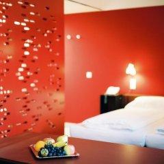 Отель Gartenhotel Altmannsdorf Low Budget Designhotel 3* Стандартный номер с различными типами кроватей фото 6