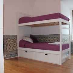 Lost Inn Lisbon Hostel Кровать в общем номере фото 5