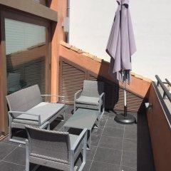 Отель B-Suites Centro балкон