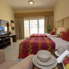 Parkside Suites Hotel Apartment 4* Студия Делюкс с различными типами кроватей фото 5