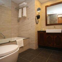 Отель Rupakot Resort Непал, Лехнат - отзывы, цены и фото номеров - забронировать отель Rupakot Resort онлайн ванная