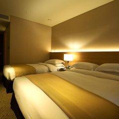 The Summit Hotel Seoul Dongdaemun 3* Стандартный семейный номер с 2 отдельными кроватями