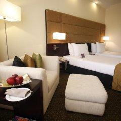 Отель Cinnamon Lakeside Colombo 5* Улучшенный номер с двуспальной кроватью фото 2