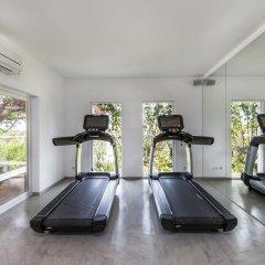 Отель Vila Monte Farm House фитнесс-зал фото 2