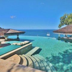 Отель Tropical Hideaway бассейн