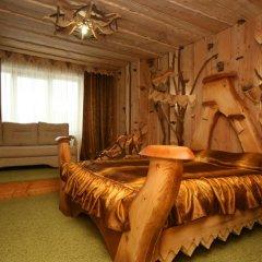 Art Hotel Vykrutasy 3* Люкс с различными типами кроватей фото 4