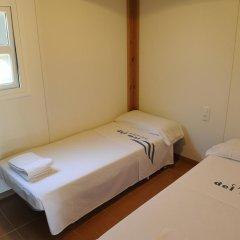 Отель Camping Del Mar Испания, Мальграт-де-Мар - отзывы, цены и фото номеров - забронировать отель Camping Del Mar онлайн сейф в номере
