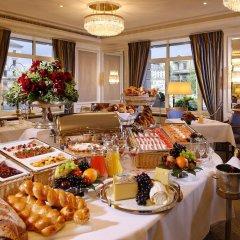 Отель Schweizerhof Zürich 4* Стандартный номер с различными типами кроватей фото 9