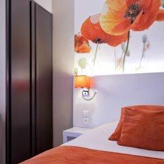 Отель Best Western Crequi Lyon Part Dieu 4* Номер Комфорт с различными типами кроватей фото 4