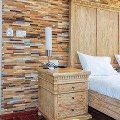 Yarden Beach- Boutique Hotel 4* Улучшенная студия разные типы кроватей