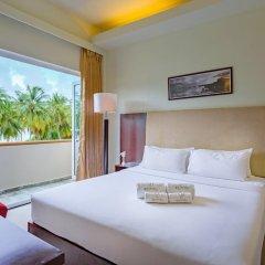 Отель Reveries Diving Village, Maldives 3* Номер Делюкс с различными типами кроватей фото 2