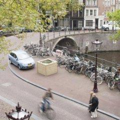 Отель Hostel The Veteran Нидерланды, Амстердам - отзывы, цены и фото номеров - забронировать отель Hostel The Veteran онлайн балкон