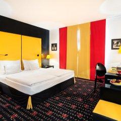Отель angelo by Vienna House Prague 4* Люкс с разными типами кроватей фото 4