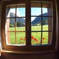 Отель Chalet Weidhaus Ferienwohnung & Zimmer Студия с различными типами кроватей фото 2