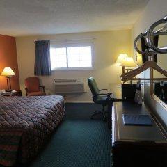 Отель Days Inn Elk Grove Village Chicago OHare Airport West Стандартный номер с различными типами кроватей фото 2