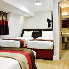 Royal Cambridge Hotel 3* Стандартный номер с различными типами кроватей фото 3