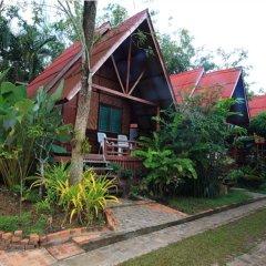 Отель Green View Village Resort 3* Бунгало с различными типами кроватей фото 8