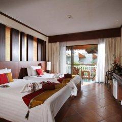 Отель Baan Karonburi Resort 4* Номер Делюкс двуспальная кровать фото 30