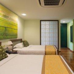 Отель Nine Design Place 3* Номер Делюкс с 2 отдельными кроватями фото 4
