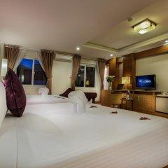 Hanoi Elegance Ruby Hotel 3* Люкс с различными типами кроватей фото 16