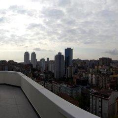 Отель Taba Luxury Suites балкон