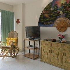Апартаменты View Talay 1B Apartments Улучшенные апартаменты с различными типами кроватей фото 14