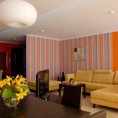 Гостиница 7 Дней Каменец-Подольский интерьер отеля фото 2